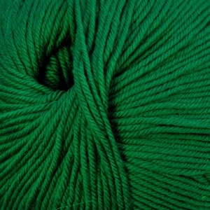 Cascade Yarns S/220 Superwash, Christmas Green Color 864