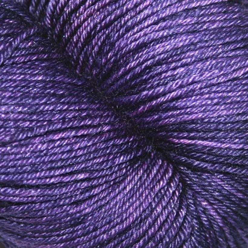 Black Trillium Fibres Lilt, Purple Reign