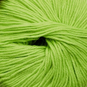 Cascade Yarns S/220 Superwash, Lime Color 851