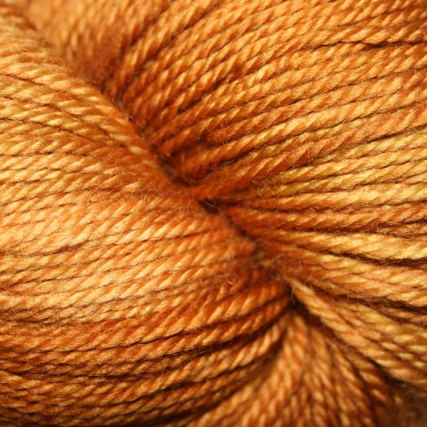 Sweet Georgia Superwash DK, Ginger