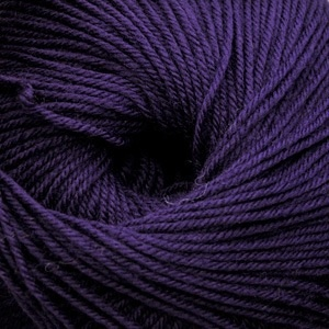 Cascade Yarns S/220 Superwash, Royal Purple Color 803