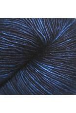 Knitted Wit Single Fingering, Prussian Blue