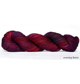 Dream in Color Smooshy with Cashmere, Evening Flame (Discontinued)