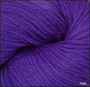 Cascade Yarns 220, Purple Hyacinth Color 7808