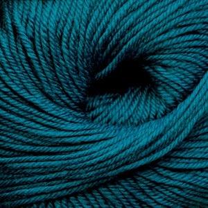 Cascade Yarns S/220 Superwash, Como Blue Color 811