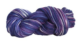 Manos del Uruguay Silk Blend Multi, Purple Rain