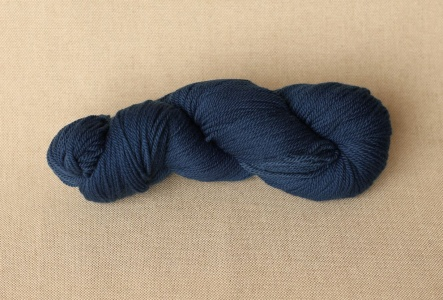 Swans Island Natural Colors Collection, Fingering, Indigo