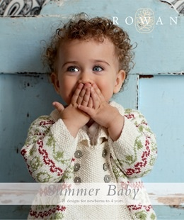 Rowan Summer Baby (Out of Print)