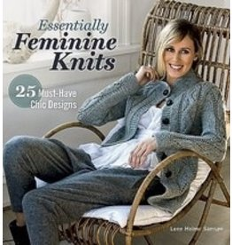 Book: Essentially Feminine Knits, 25 Must-Have Chic Designs