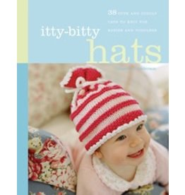 Book: Itty-Bitty Hats