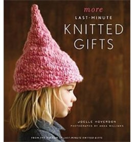 Book: More Last-Minute Knitted Gifts