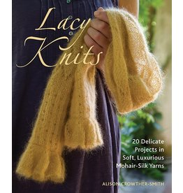 Book: Lacy Knits