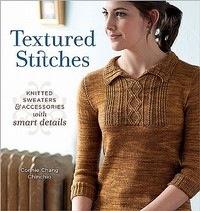 Book: Textured Stitches
