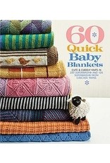 Cascade Yarns 60 Quick Baby Blankets