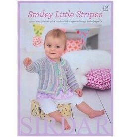 Sirdar Smiley Little Stripes