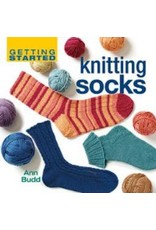 Book: Getting started knitting socks