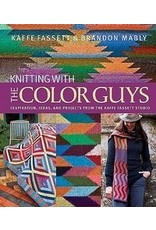 Book: Knitting With The Color Guys