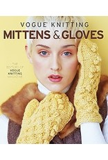 Book: Vogue Knitting Mittens and Gloves