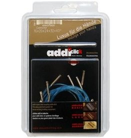 addi addi Lace Click Cord Set - Multi, 5 cords with connector
