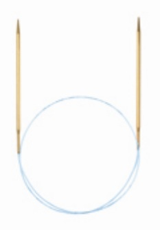addi addi Lace Circular Needle, 24-inch, US 10.5