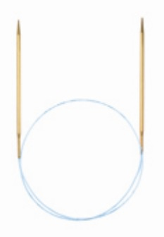 addi addi Lace Circular Needle, 32-inch, US 10