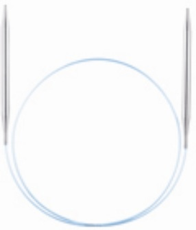 addi addi Turbo Circular Needle, 47-inch, US1