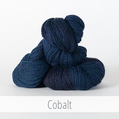 The Fibre Company Road To China Light, Cobalt