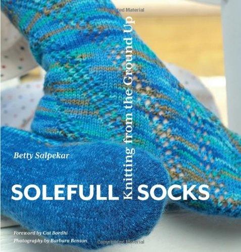 Book: Solefull Socks
