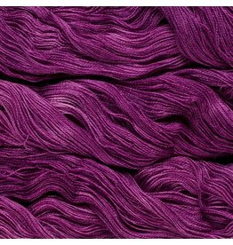 Malabrigo Silkpaca, Holly Hock