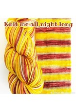 Biscotte & Cie Felix, Knit Me All Night Long (Discontinued)