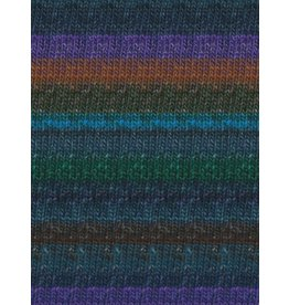 de0fc2d8e533 Noro Silk Garden Sock, Blue, Green, Black, Brown color 369 (Discontinued