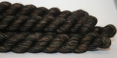 Madelinetosh Unicorn Tails, Whiskey Barrel