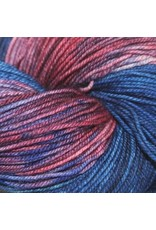 Dragonfly Fibers Djinni Sock, Winter Twilight *CLEARANCE*