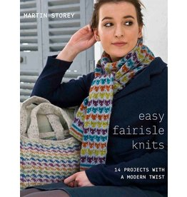 Rowan Book: Easy Fairisle Knits