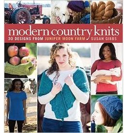 Book: Modern Country Knits