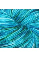 Knitted Wit Sock, Rock Candy Teal