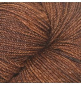 Knitted Wit Sock, Brown Sugar