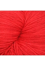 Knitted Wit Sock, Red