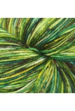 Knitted Wit Sock, Rock Candy Green