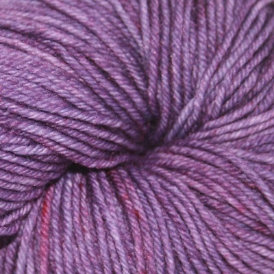 Knitted Wit Sock, Italian Plum