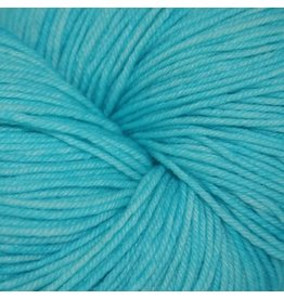Knitted Wit Sock, Aquamarine