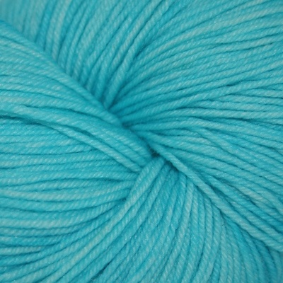 Knitted Wit Sock, Aquamarine