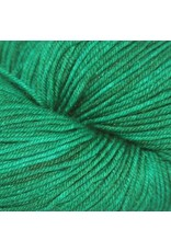 Knitted Wit Sock, Emerald Sea