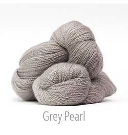 The Fibre Company Road To China Lace, Grey Pearl