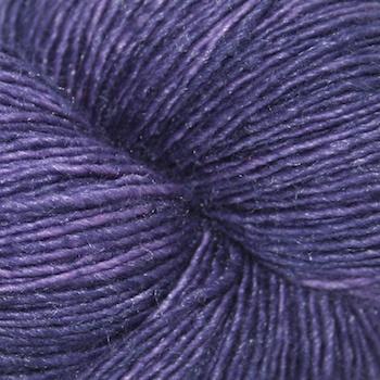 Black Trillium Fibres Prime, Purple Reign