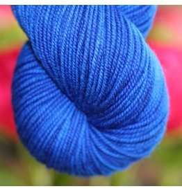 Knitted Wit DK, Blue