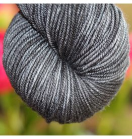 Knitted Wit DK, Carbon