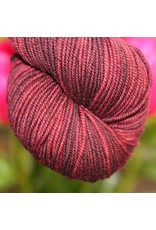 Knitted Wit DK, Bing Cherry