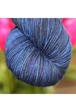 Knitted Wit DK, Prussian Blue
