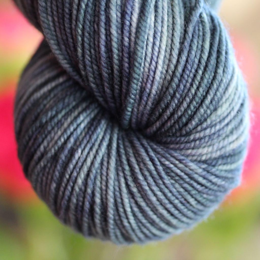 Knitted Wit DK, Oregon Sky